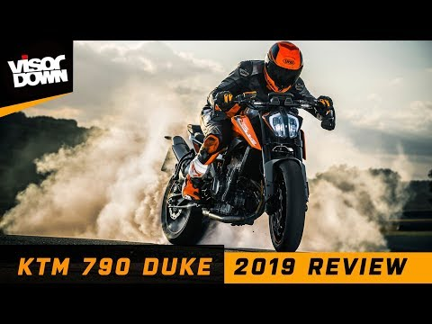 KTM Duke 790 2019 Review