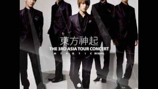 [apopxstar]DBSK - 14. Wrong Number