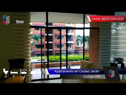 Apartamentos, Venta, Ciudad Jardín - $600.000.000