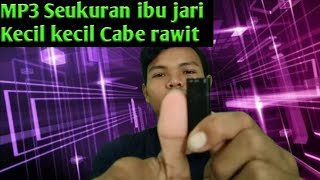 MP3 Dictaphone Kecil Kecil Cabe Rawit