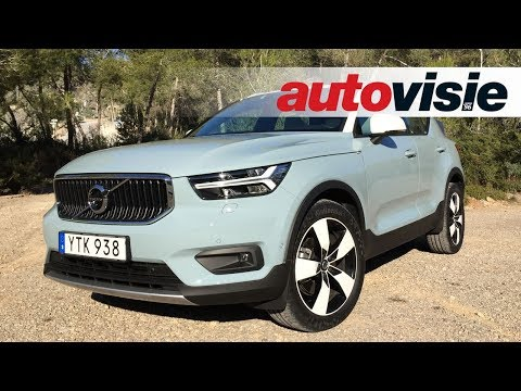 XC40 Review door Autovisie