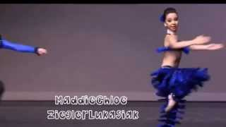 Latin Fire Song Featured On Dance Moms