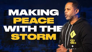 """Making Peace With The Storm"" - Touré Roberts"