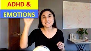 Summary of Dr. Thomas Brown's Workshop: ADHD & EMOTIONS [VLOG]