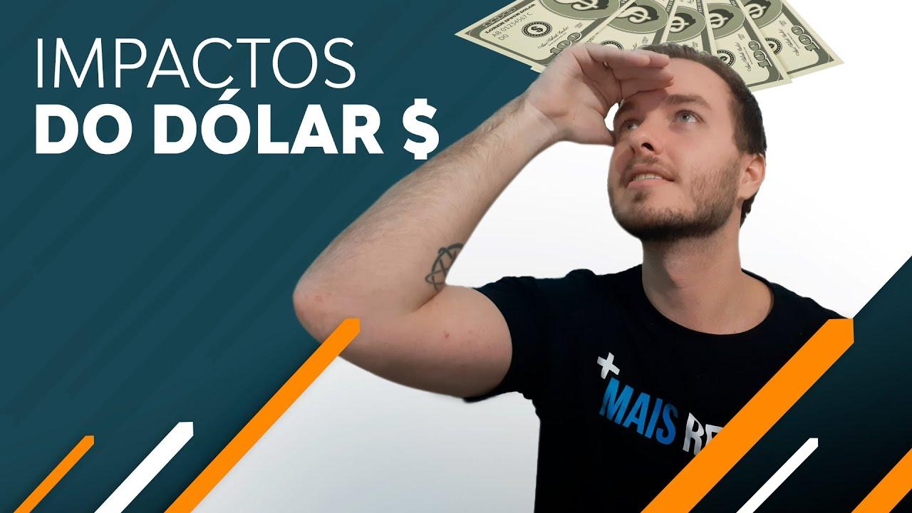 Por que o dólar está subindo tanto? O que isso impacta na sua vida?