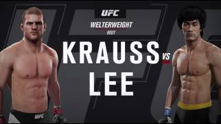 EA Sports UFC 2 Throw it on the ground achievement/ trophy guide (Xbox One/ Playstation 4)