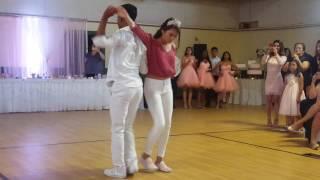 Olga's Quinceañera Suprise Dance