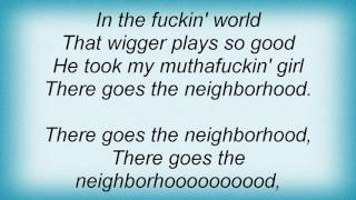 E-town Concrete - There Goes The Neighborhood Lyrics
