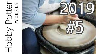 #5 Handmade Pottery, For MYSELF?  Time To Make A Dinnerware Set!