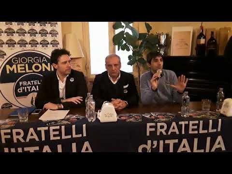 Presentazione dei Candidati Donzelli e Rossi al Caffè Carducci