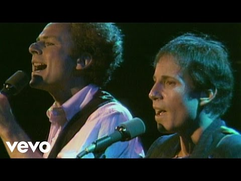 Simon &amp Garfunkel - The Sound of Silence (from The Concert in Central Park)
