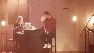 Wincent Weiss & LEA   Wohin Willst Du (Akustik Konzert Dortmund)