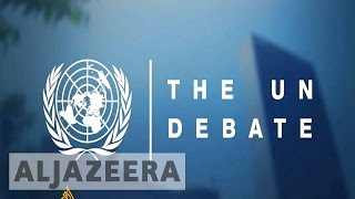 First ever UN Secretary General debate