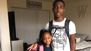 1st Week Of School Shenanigans | Black Family Vlogs