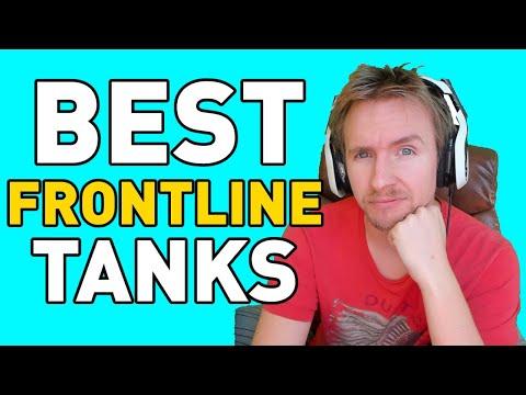 BEST Tanks for Frontline in World of Tanks!