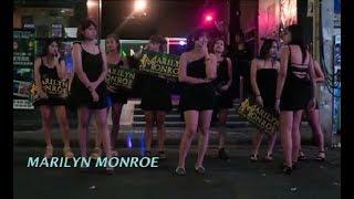 Begini Lokalisasi di Pattaya Thailand || Thailand Prostitution