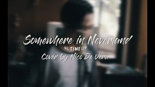 Somewhere In Neverland (Cover) - Nico De Vera - All Time Low