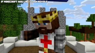 If Minecraft was like Counter Strike !   Craftronix Minecraft Animation