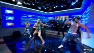 Chris Brown Performs Yeah 3X At GMA - ABC News