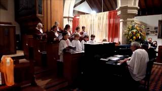 preview picture of video 'Lessons & Carols 2012 - 21st Century Christmas'