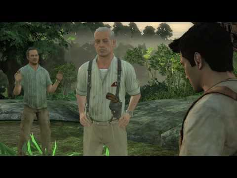 Видео № 0 из игры Uncharted: Drake's Fortune [PS3]