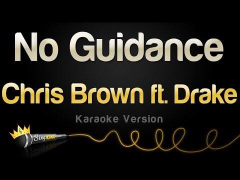 Chris Brown ft. Drake - No Guidance (Karaoke Version)