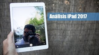 Análisis Apple iPad de 2017 en Español
