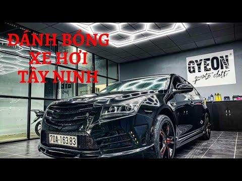 Đánh bóng xe hơi Tây Ninh | Chăm sóc xe hơi Tây Ninh | Độ xe chuyên nghiệp Tây Ninh