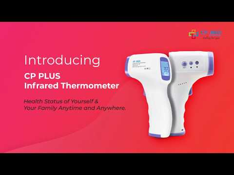 COVID-19 Non-Conduct Infra Red Thermometer