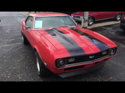 Video of '68 Camaro - PWCX