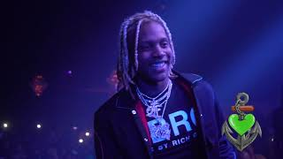 Lil Durk Live Performance In Houston