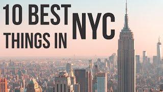 10 BEST THINGS IN NEW YORK CITY (Honest Guide)