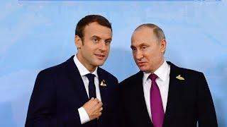 Франция и Россия, или почему ФР=РФ. #257