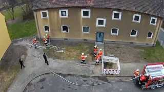 preview picture of video 'Einsatz der Freiwilligen Feuer Salzgitter-Hallendorf'