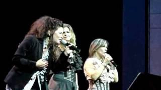 Expose in Concert - Seasons Change - Henderson Pavilion - October 9, 2010