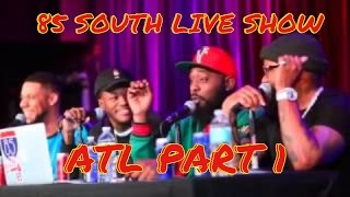 85 South Live Show ATL Part. 1 @karlousm @dcyoungfly @chicobean @claytonenglish @bradyismusic