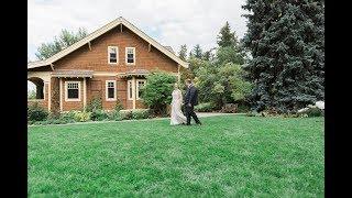 Calgary Wedding Photographer: Reader Rock Garden - Video Clip