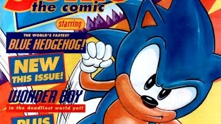 Sonic The Comic issue #2