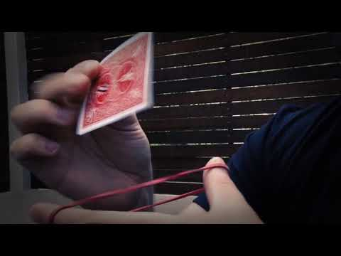 RBTC (Rubber Band Through Card) By Chris Annable