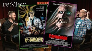 Re Animator And From Beyond   Re:View