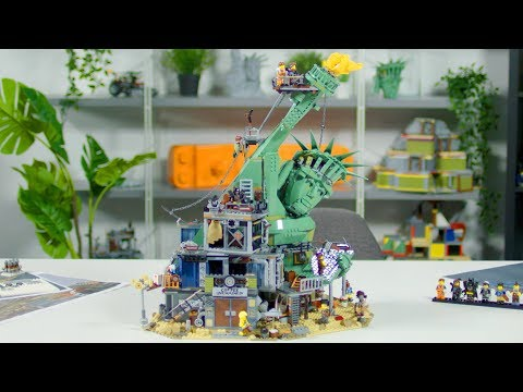 Vidéo LEGO The LEGO Movie 70840 : Bienvenue à Apocalypseville !