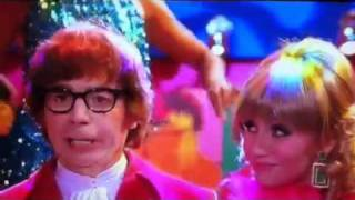 Austin Powers: Austin's pad 1969