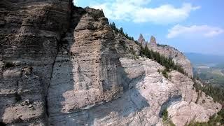 "Precipice Peak Ridge // 7"" FPV Drone // TBS Tango 2"