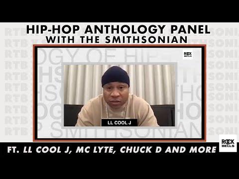 Rock The Bells Presents: Smithsonian Anthology of Hip-Hop & Rap Panel ft. LL COOL J, MC Lyte & More