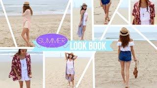 Beach Outfits | Summer Lookbook