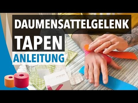 Die Massage kinder- bei der Valgusdeformation