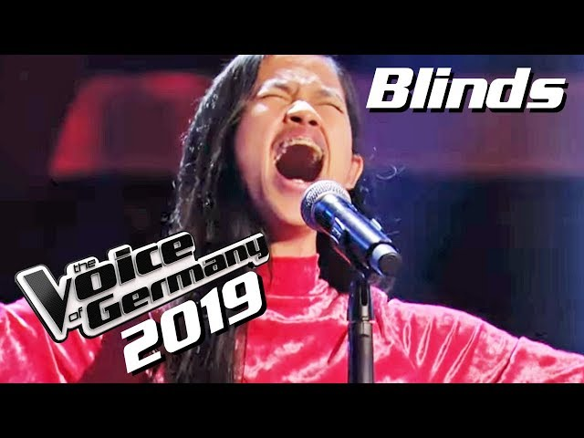 The Greatest Showman Cast - Never Enough (Claudia Emmanuela Santoso)| Voice of Germany 2019 | Blinds