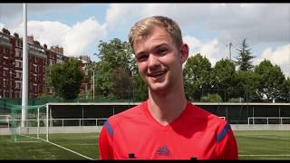 Interview with Felix Hoffmann – Academy Referee