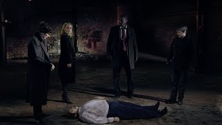 Шерлок, Sherlock, Luther and DSI Gibson team-up - Pure Drama: Trailer - BBC