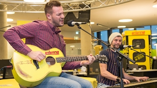 Antenne Studiokonzert Mit Paul Pizzera & Otto Jaus
